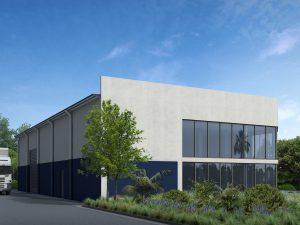 Meadows Building - 2